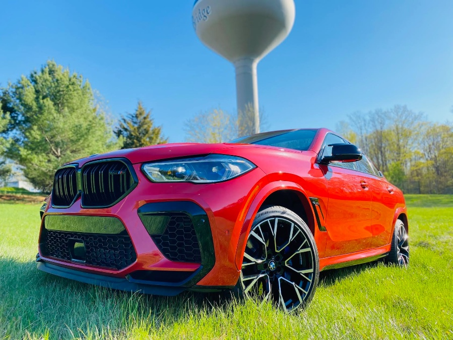 Used BMW X6 M Competition Sports Activity Coupe 2020 | NJ Truck Spot. South Amboy, New Jersey