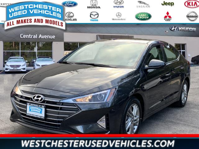 Used Hyundai Elantra SEL 2020 | Westchester Used Vehicles. White Plains, New York