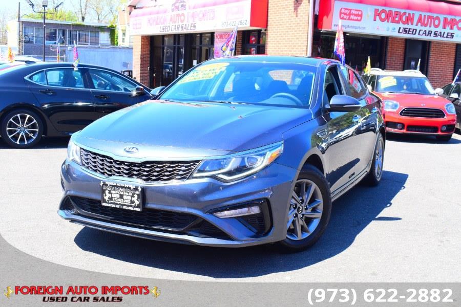 Used 2020 Kia Optima in Irvington, New Jersey | Foreign Auto Imports. Irvington, New Jersey
