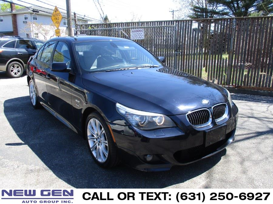 Used 2010 BMW 5 Series in West Babylon, New York | New Gen Auto Group. West Babylon, New York
