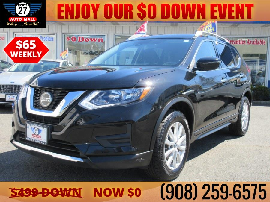 Used 2019 Nissan Rogue in Linden, New Jersey   Route 27 Auto Mall. Linden, New Jersey