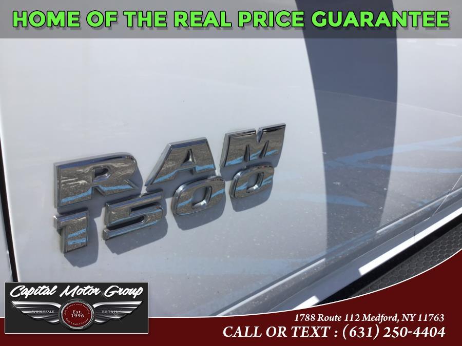 "Used Ram 1500 4WD Quad Cab 140.5"" Express 2016   Capital Motor Group Inc. Medford, New York"