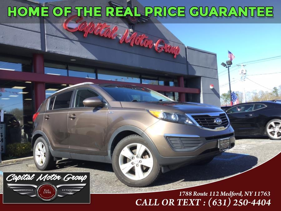 Used 2012 Kia Sportage in Medford, New York | Capital Motor Group Inc. Medford, New York
