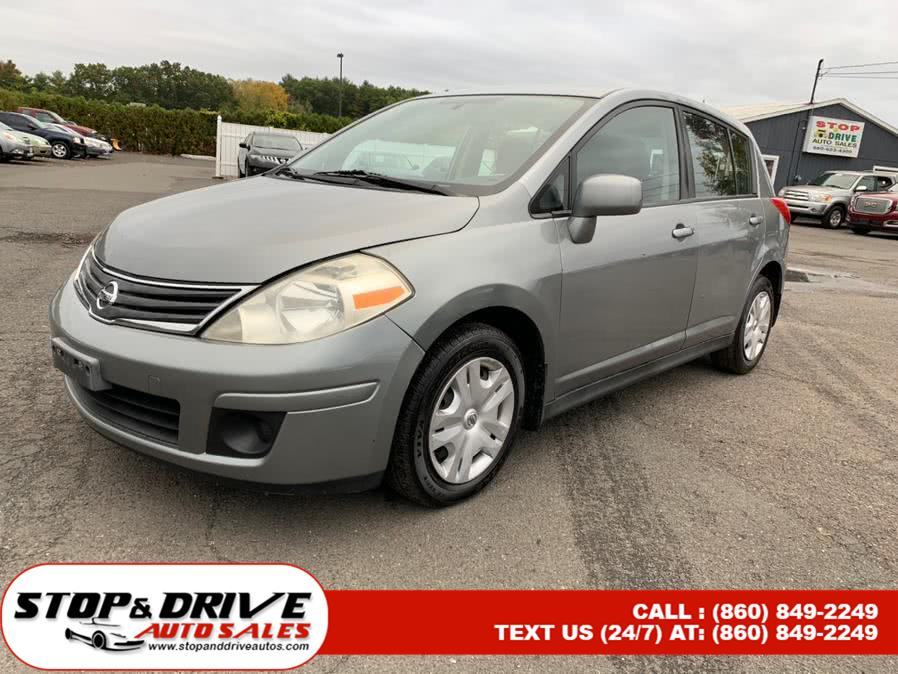 Used 2011 Nissan Versa in East Windsor, Connecticut | Stop & Drive Auto Sales. East Windsor, Connecticut