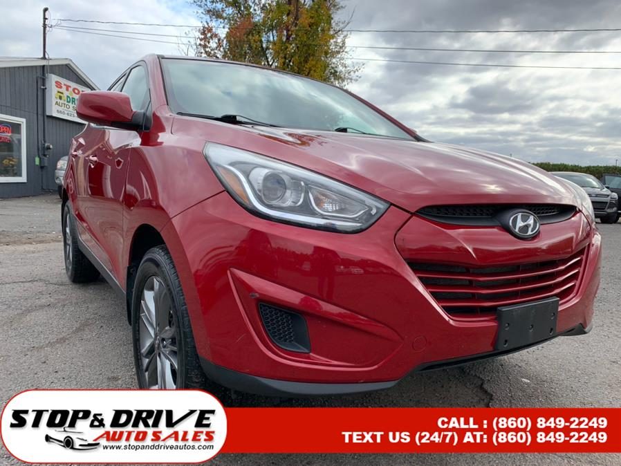 Used Hyundai Tucson FWD 4dr GLS 2015 | Stop & Drive Auto Sales. East Windsor, Connecticut