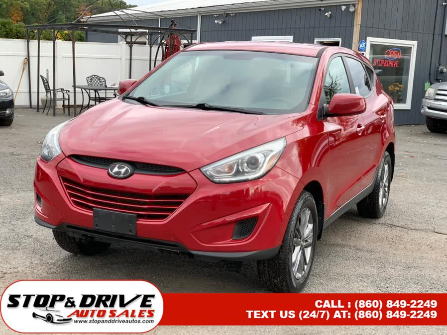 Used 2015 Hyundai Tucson in East Windsor, Connecticut | Stop & Drive Auto Sales. East Windsor, Connecticut