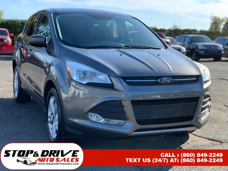 Used Ford Escape 4WD 4dr SE 2014 | Stop & Drive Auto Sales. East Windsor, Connecticut