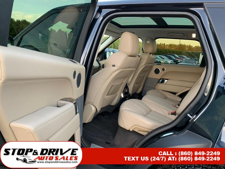 Used Land Rover Range Rover Sport 4WD 4dr HSE 2014 | Stop & Drive Auto Sales. East Windsor, Connecticut