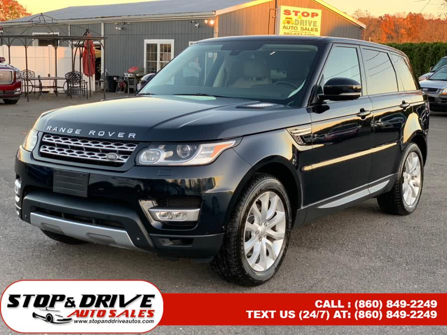 Used 2014 Land Rover Range Rover Sport in East Windsor, Connecticut | Stop & Drive Auto Sales. East Windsor, Connecticut