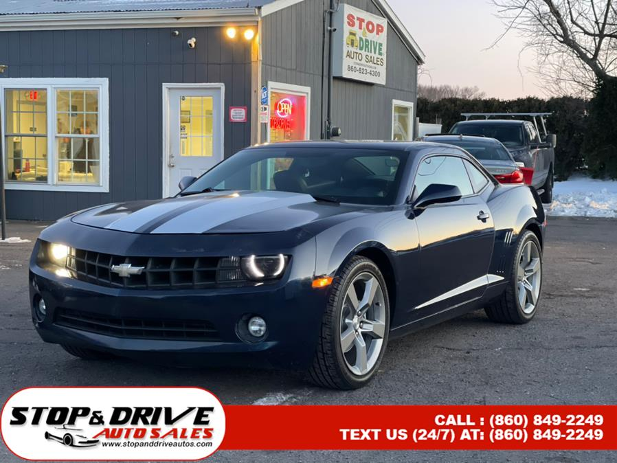Used 2011 Chevrolet Camaro in East Windsor, Connecticut | Stop & Drive Auto Sales. East Windsor, Connecticut