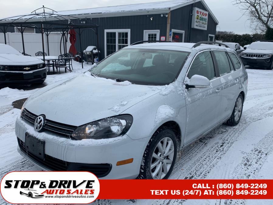 Used 2012 Volkswagen Jetta SportWagen in East Windsor, Connecticut | Stop & Drive Auto Sales. East Windsor, Connecticut