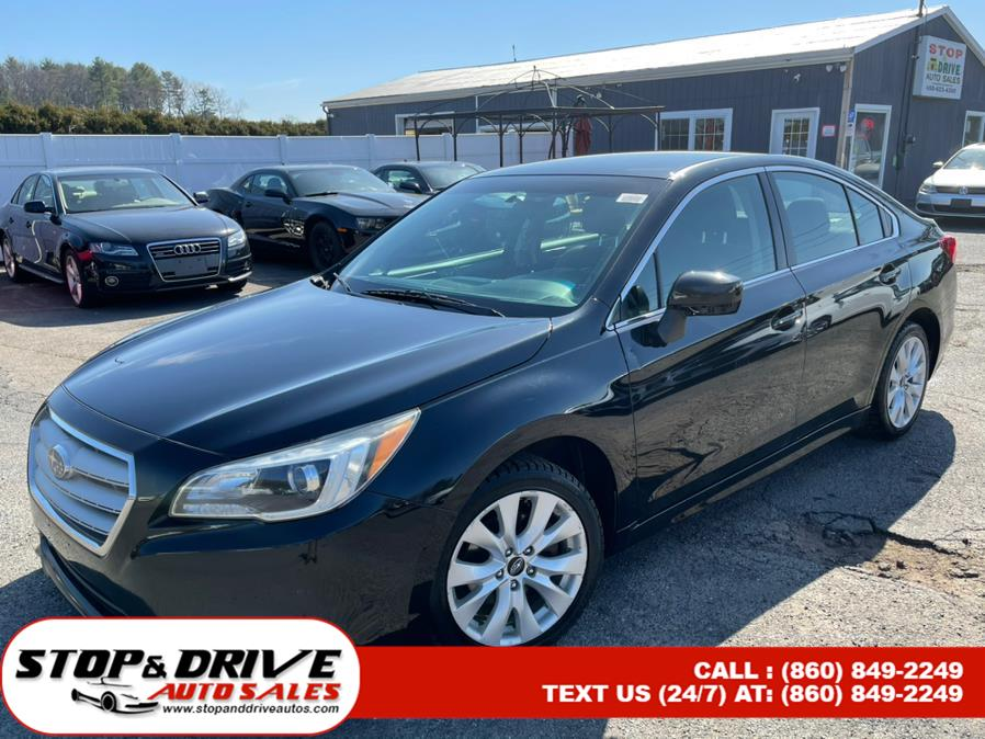 Used 2015 Subaru Legacy in East Windsor, Connecticut | Stop & Drive Auto Sales. East Windsor, Connecticut
