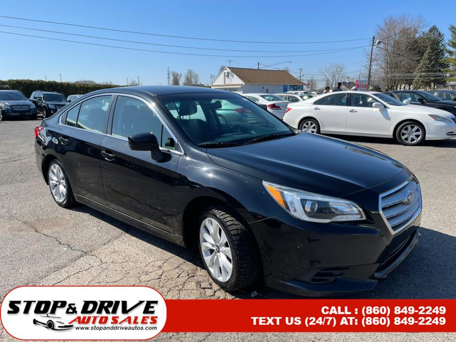 Used Subaru Legacy 4dr Sdn 2.5i Premium PZEV 2015 | Stop & Drive Auto Sales. East Windsor, Connecticut