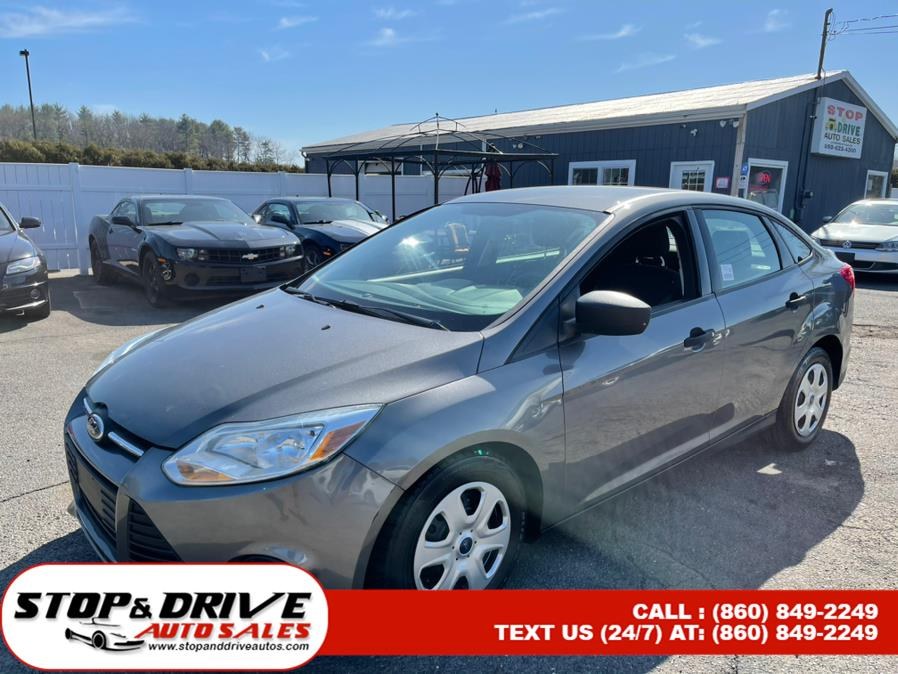 Used 2012 Ford Focus in East Windsor, Connecticut | Stop & Drive Auto Sales. East Windsor, Connecticut