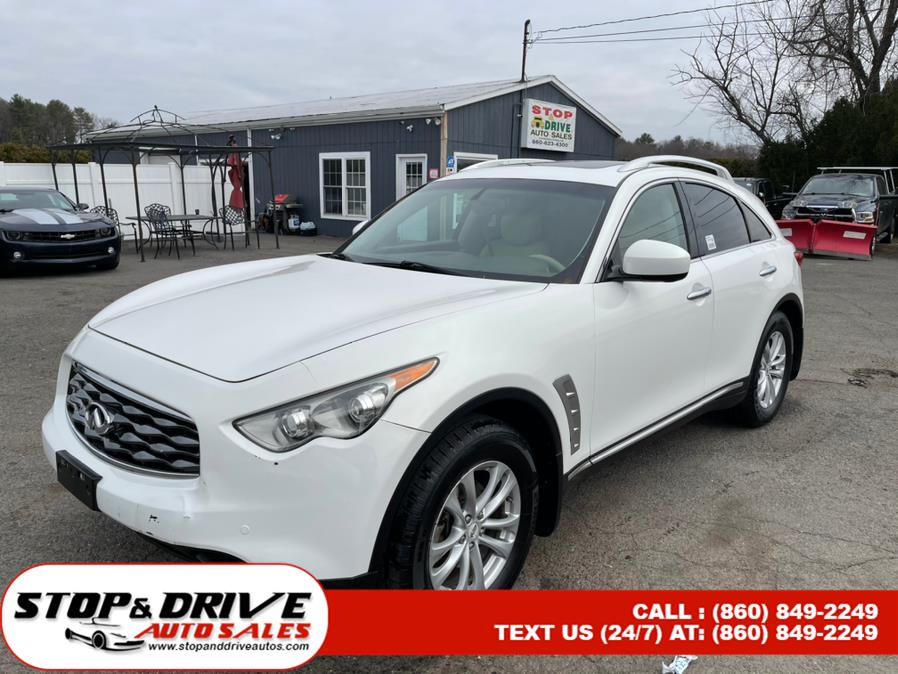 Used 2009 Infiniti FX35 in East Windsor, Connecticut | Stop & Drive Auto Sales. East Windsor, Connecticut