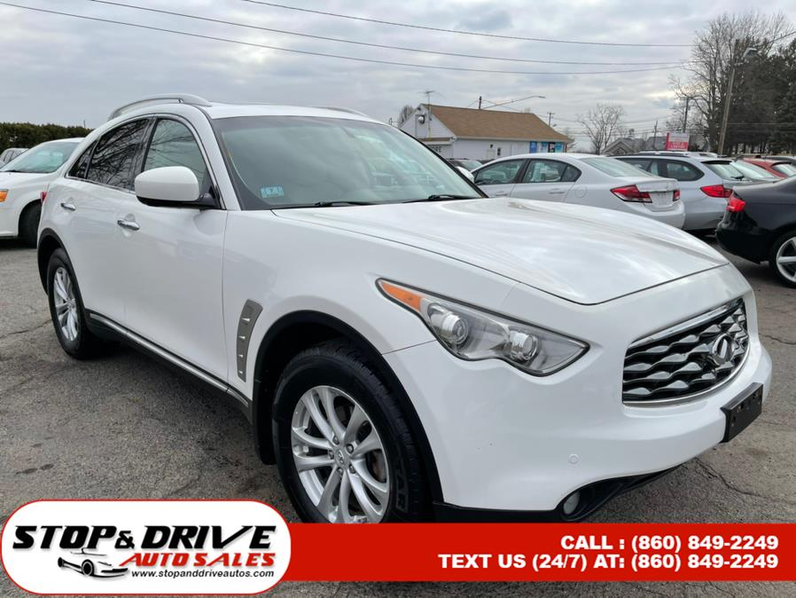 Used Infiniti FX35 AWD 4dr 2009 | Stop & Drive Auto Sales. East Windsor, Connecticut