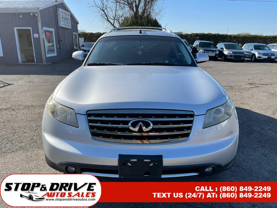 Used 2007 Infiniti FX35 in East Windsor, Connecticut | Stop & Drive Auto Sales. East Windsor, Connecticut