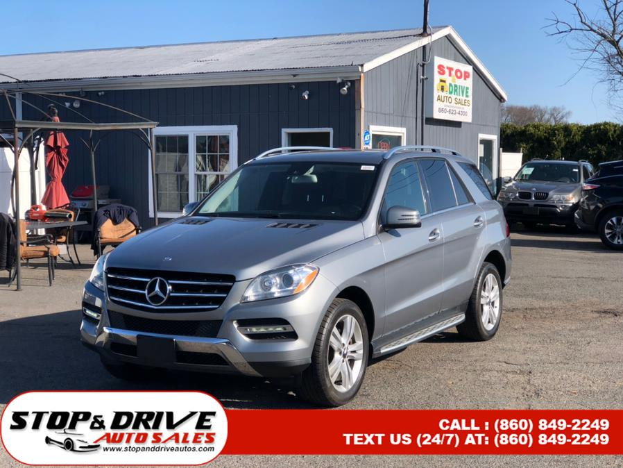 Used 2014 Mercedes-Benz M-Class in East Windsor, Connecticut | Stop & Drive Auto Sales. East Windsor, Connecticut