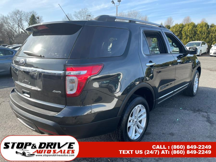 Used Ford Explorer 4WD 4dr XLT 2014   Stop & Drive Auto Sales. East Windsor, Connecticut