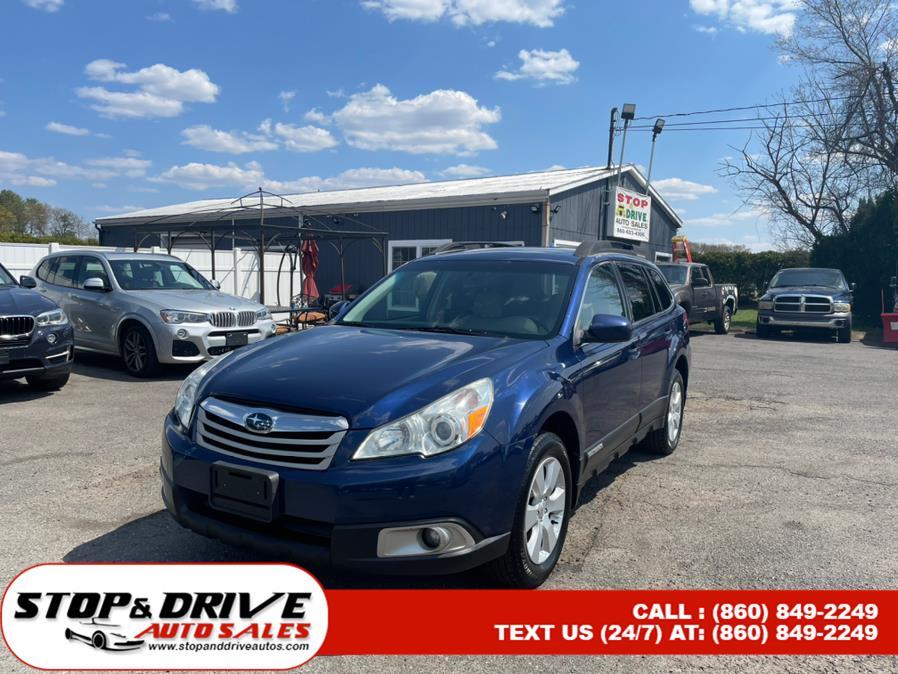 Used 2011 Subaru Outback in East Windsor, Connecticut | Stop & Drive Auto Sales. East Windsor, Connecticut