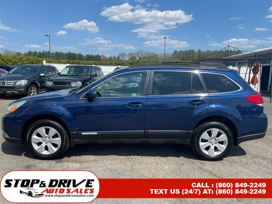 Used Subaru Outback 4dr Wgn H4 Auto 2.5i Prem AWP/Pwr Moon 2011 | Stop & Drive Auto Sales. East Windsor, Connecticut