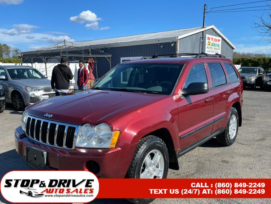 Used 2007 Jeep Grand Cherokee in East Windsor, Connecticut | Stop & Drive Auto Sales. East Windsor, Connecticut