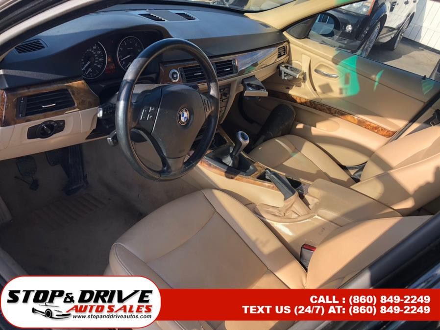Used BMW 3 Series 330i 4dr Sdn RWD 2006 | Stop & Drive Auto Sales. East Windsor, Connecticut
