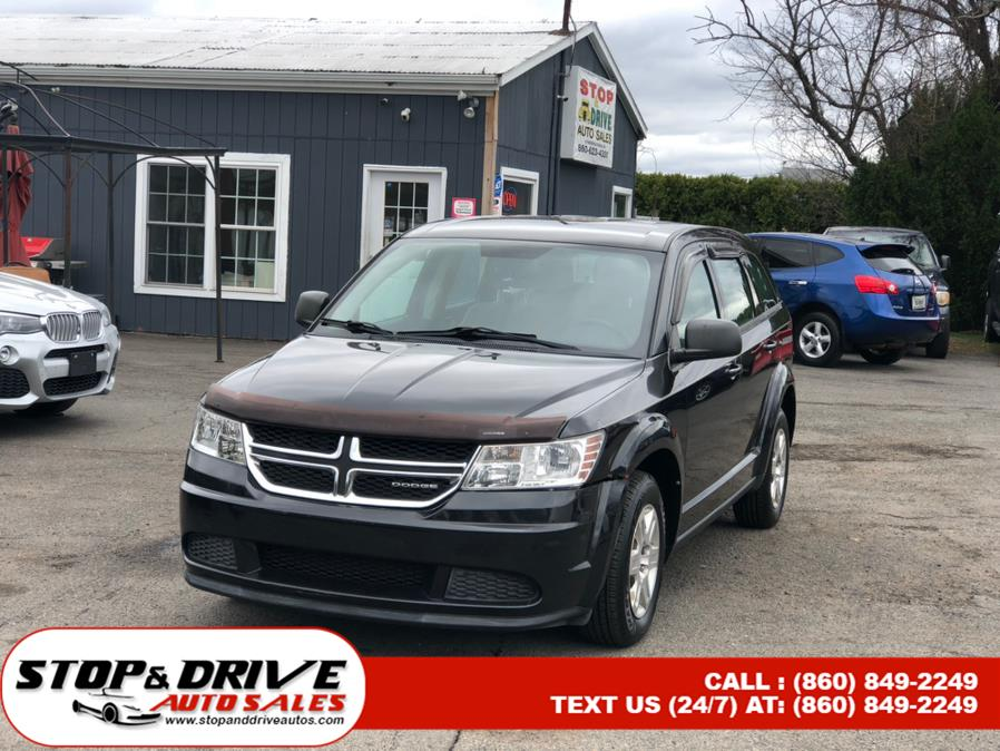 Used 2012 Dodge Journey in East Windsor, Connecticut | Stop & Drive Auto Sales. East Windsor, Connecticut