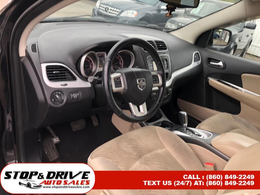 Used Dodge Journey FWD 4dr SE 2012 | Stop & Drive Auto Sales. East Windsor, Connecticut
