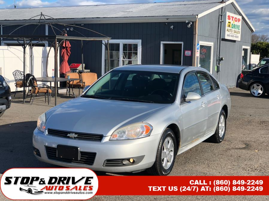 Used 2010 Chevrolet Impala in East Windsor, Connecticut | Stop & Drive Auto Sales. East Windsor, Connecticut