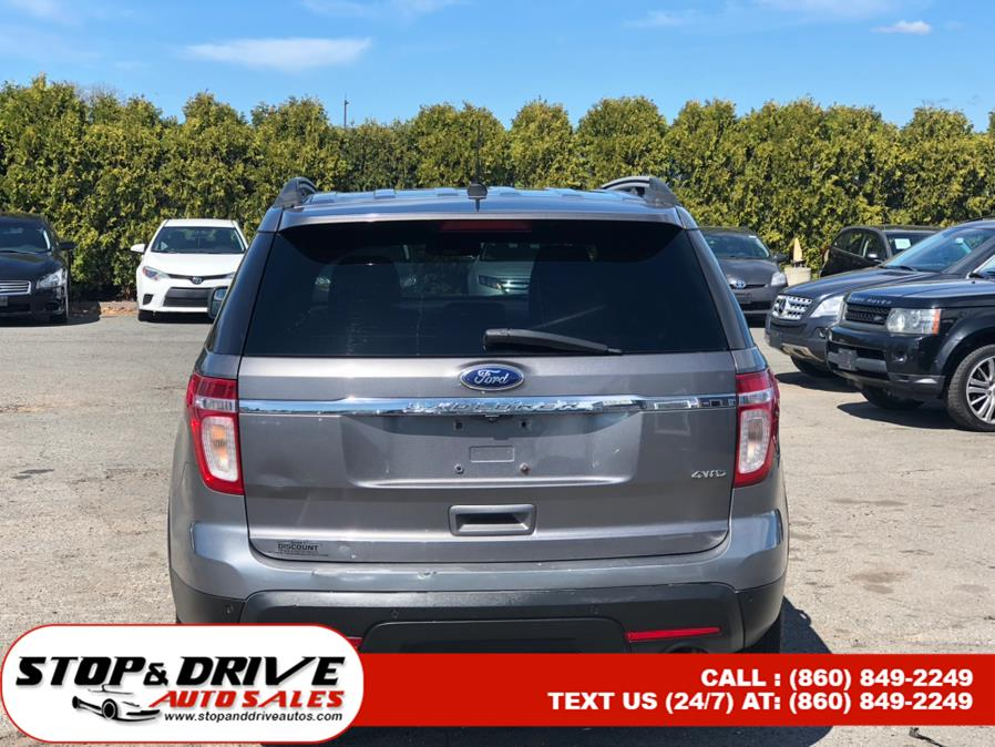 Used Ford Explorer 4WD 4dr Limited 2013 | Stop & Drive Auto Sales. East Windsor, Connecticut