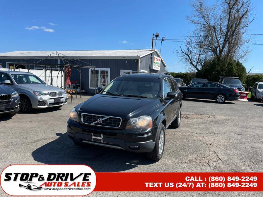 Used Volvo XC90 AWD 4dr I6 w/Snrf/3rd Row 2008 | Stop & Drive Auto Sales. East Windsor, Connecticut