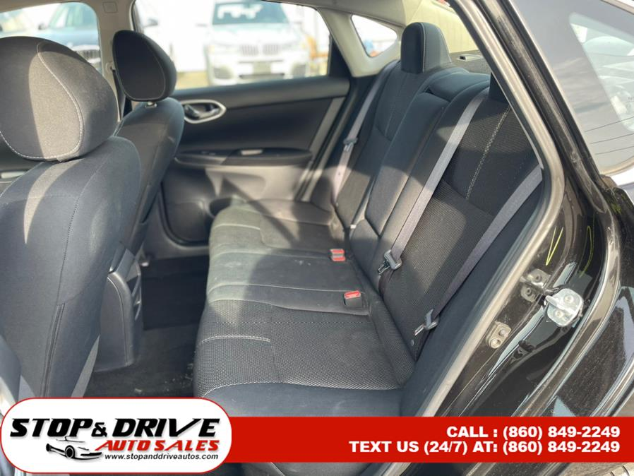 Used Nissan Sentra 4dr Sdn I4 CVT SV 2014 | Stop & Drive Auto Sales. East Windsor, Connecticut