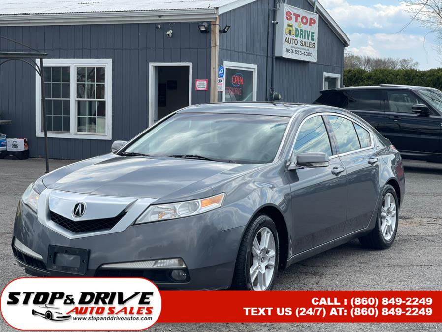 Used 2009 Acura TL in East Windsor, Connecticut | Stop & Drive Auto Sales. East Windsor, Connecticut