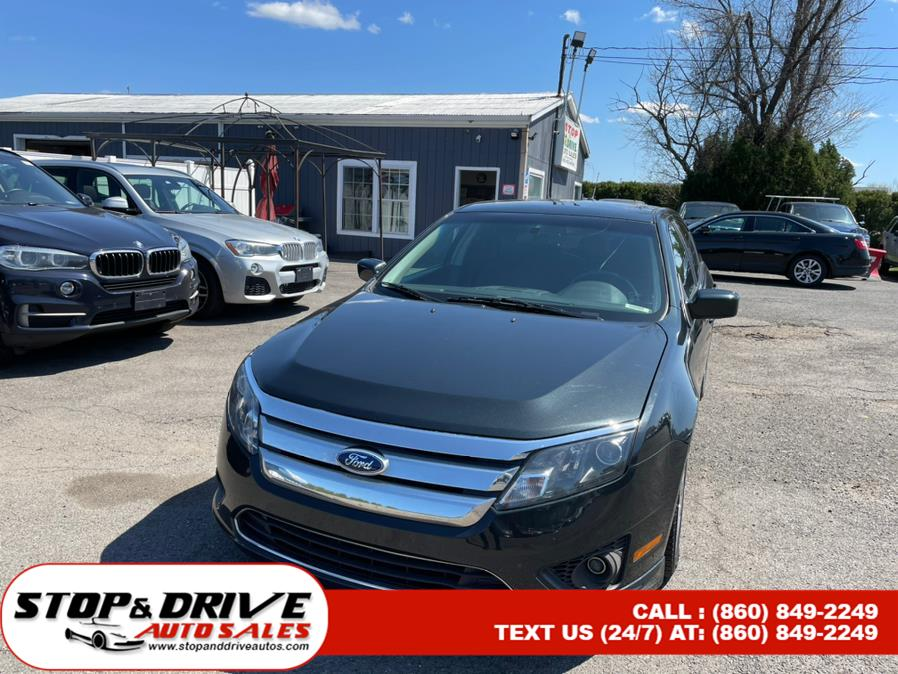 Used 2010 Ford Fusion in East Windsor, Connecticut | Stop & Drive Auto Sales. East Windsor, Connecticut