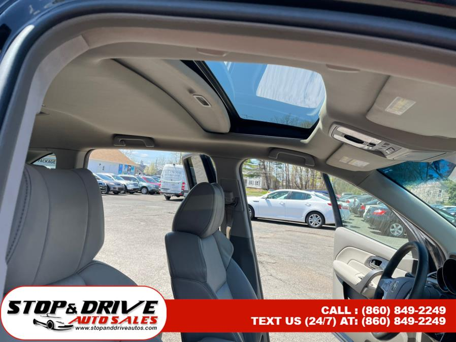 Used Acura MDX 4WD 4dr Tech Pkg 2008 | Stop & Drive Auto Sales. East Windsor, Connecticut