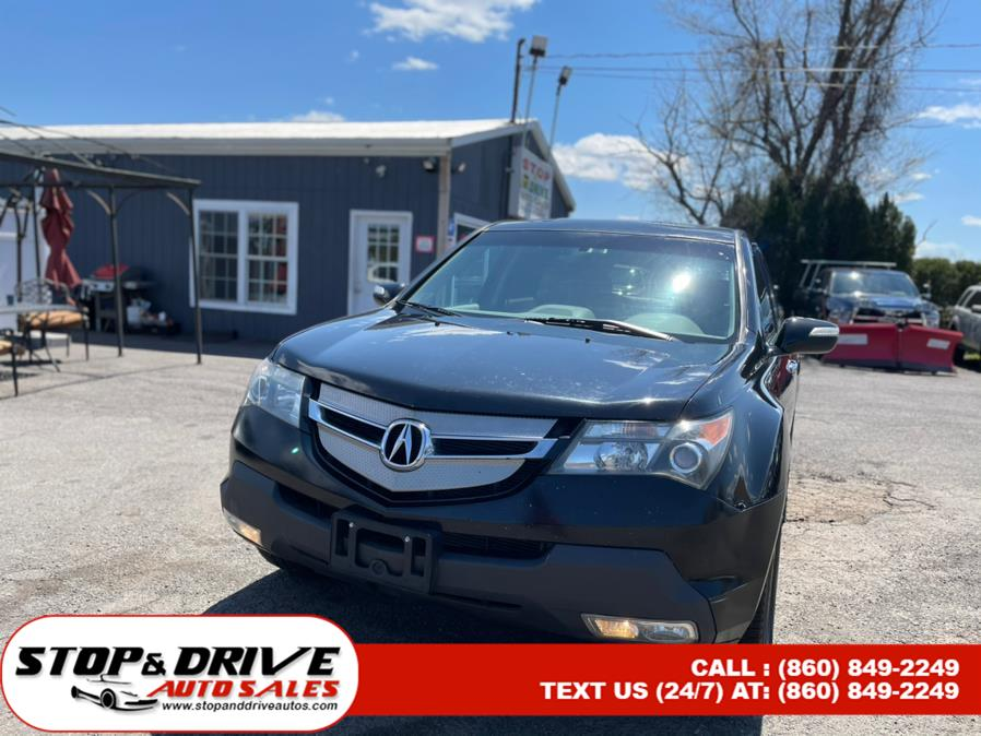 Used 2008 Acura MDX in East Windsor, Connecticut | Stop & Drive Auto Sales. East Windsor, Connecticut