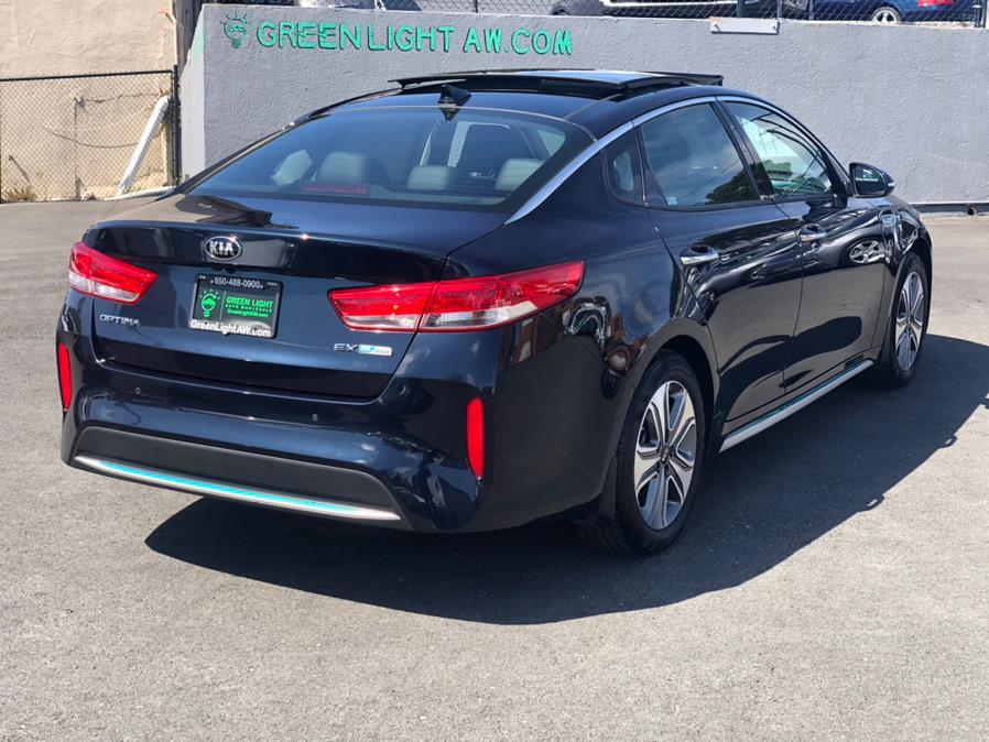 Used Kia Optima Plug-In Hybrid EX Tech Pkg 2018 | Green Light Auto Wholesale. Daly City, California