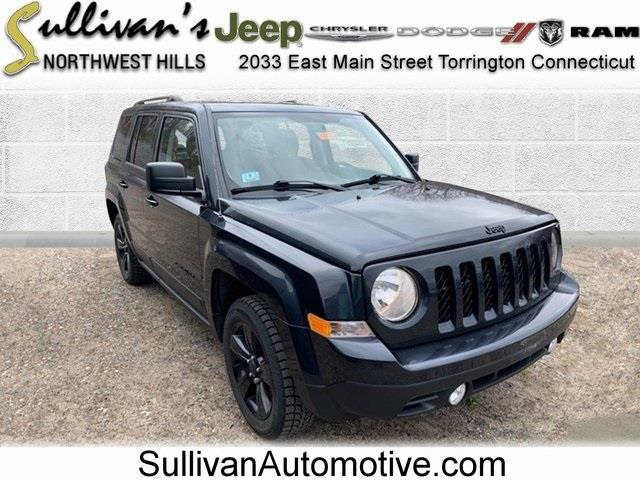 Used 2015 Jeep Patriot in Avon, Connecticut | Sullivan Automotive Group. Avon, Connecticut