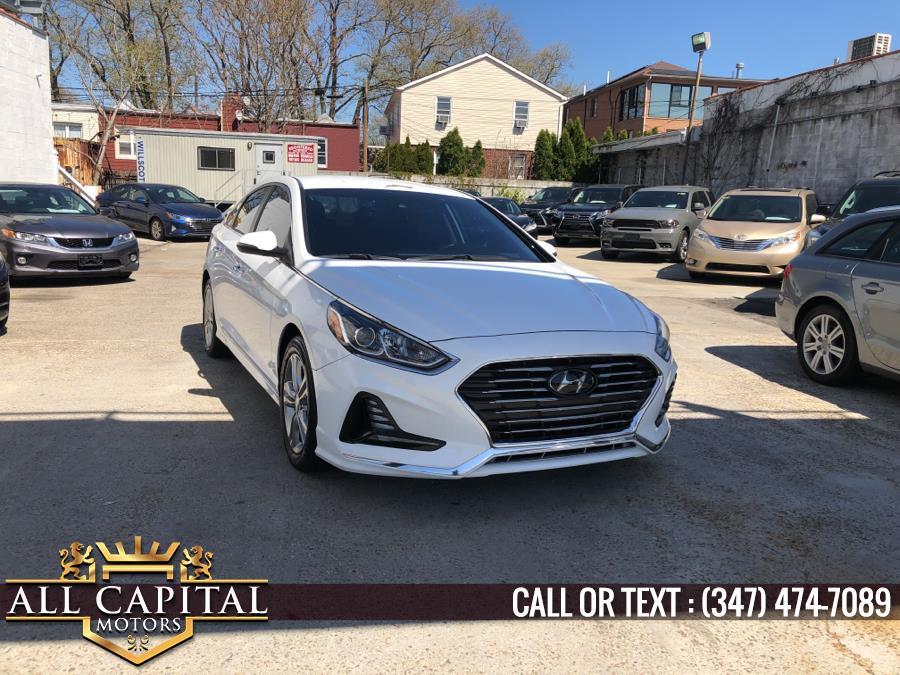 Used 2018 Hyundai Sonata in Brooklyn, New York | All Capital Motors. Brooklyn, New York