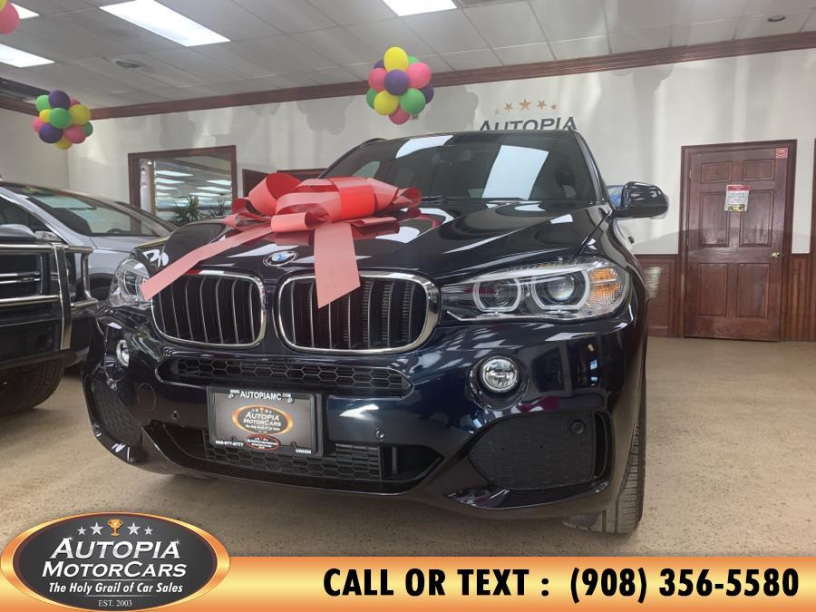 Used BMW X5 xDrive35i Sports Activity Vehicle 2018 | Autopia Motorcars Inc. Union, New Jersey