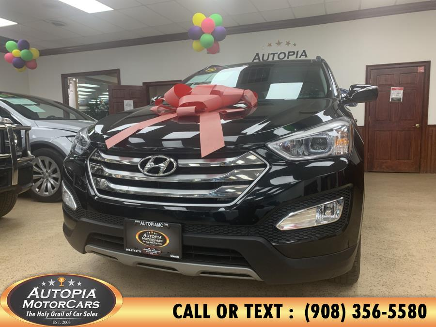 Used 2015 Hyundai Santa Fe Sport in Union, New Jersey | Autopia Motorcars Inc. Union, New Jersey