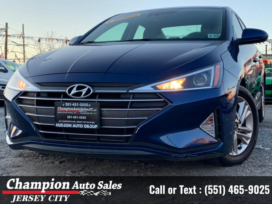 Used Hyundai Elantra SEL IVT 2020 | Champion Auto Sales of JC. Jersey City, New Jersey