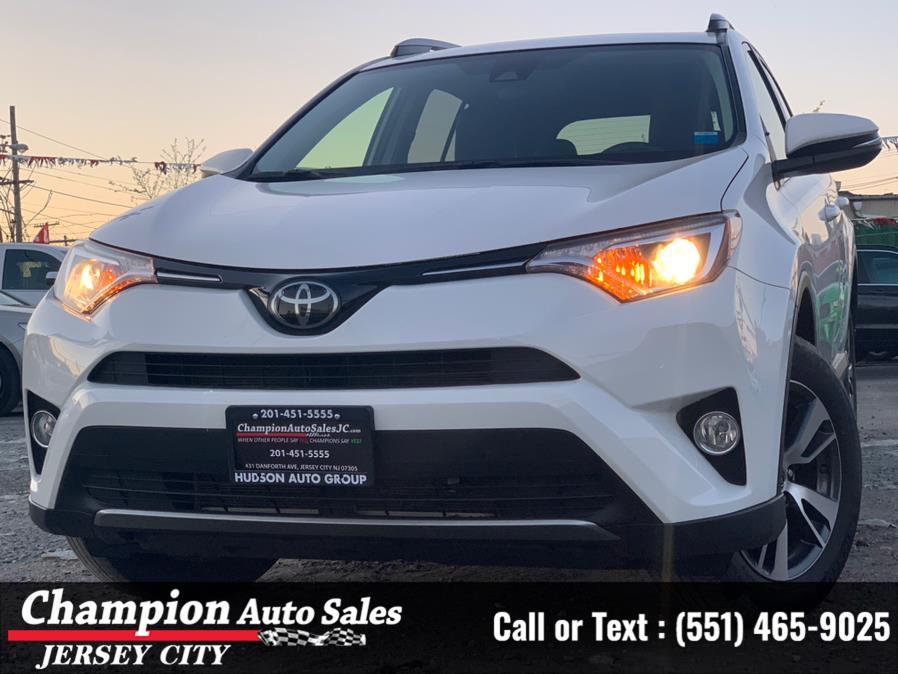 Used Toyota RAV4 XLE AWD (Natl) 2018 | Champion Auto Sales of JC. Jersey City, New Jersey