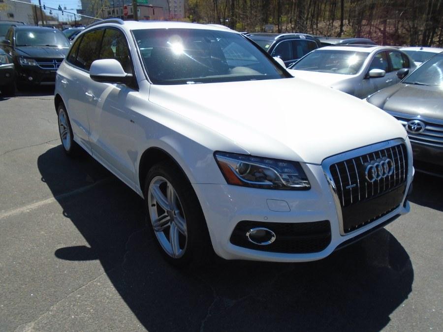 Used 2011 Audi Q5 in Waterbury, Connecticut | Jim Juliani Motors. Waterbury, Connecticut