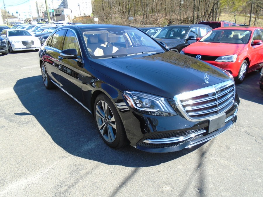 Used 2018 Mercedes-Benz S-Class in Waterbury, Connecticut | Jim Juliani Motors. Waterbury, Connecticut