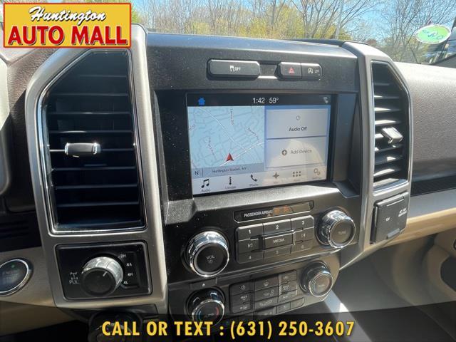 Used Ford F-150 LARIAT 4WD SuperCrew 6.5'' Box 2018 | Huntington Auto Mall. Huntington Station, New York
