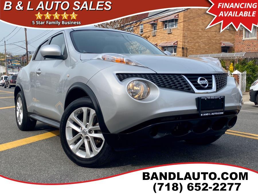 Used 2014 Nissan JUKE in Bronx, New York   B & L Auto Sales LLC. Bronx, New York
