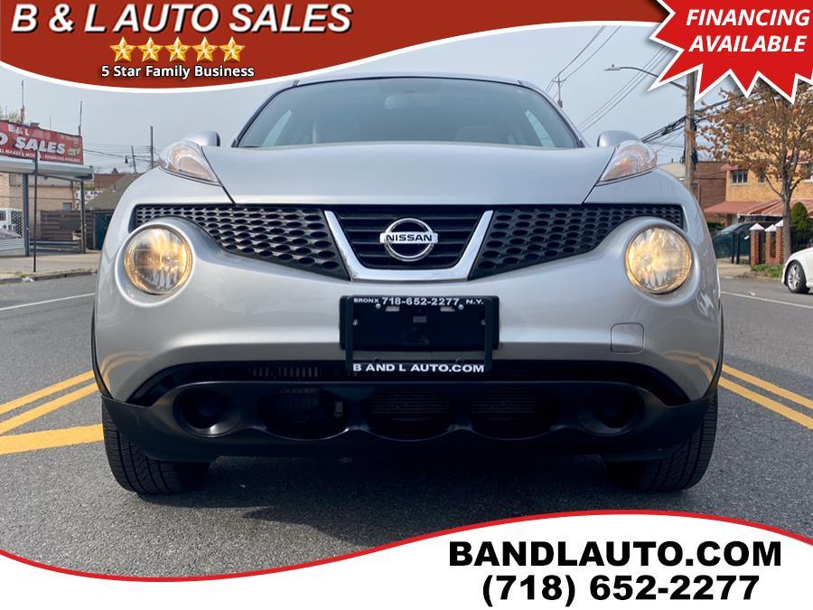 Used Nissan JUKE 5dr Wgn CVT S AWD 2014   B & L Auto Sales LLC. Bronx, New York