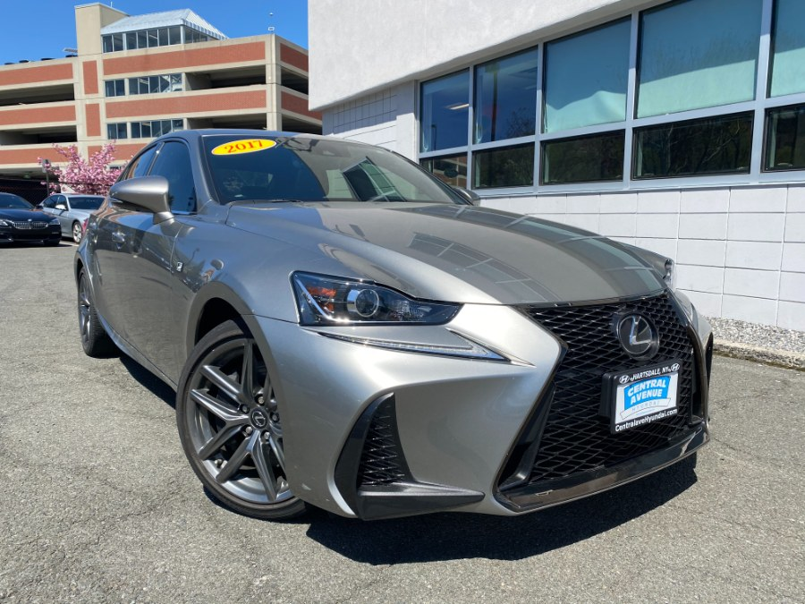 Used Lexus IS IS 300 F Sport AWD 2017   Apex Westchester Used Vehicles. White Plains, New York